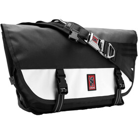 Chrome Citizen Messenger Bag, black/white